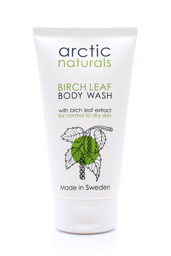Arctic Naturals Birch Leaf Body Wash
