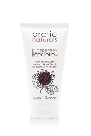Arctic Naturals Elderberry Body Lotion